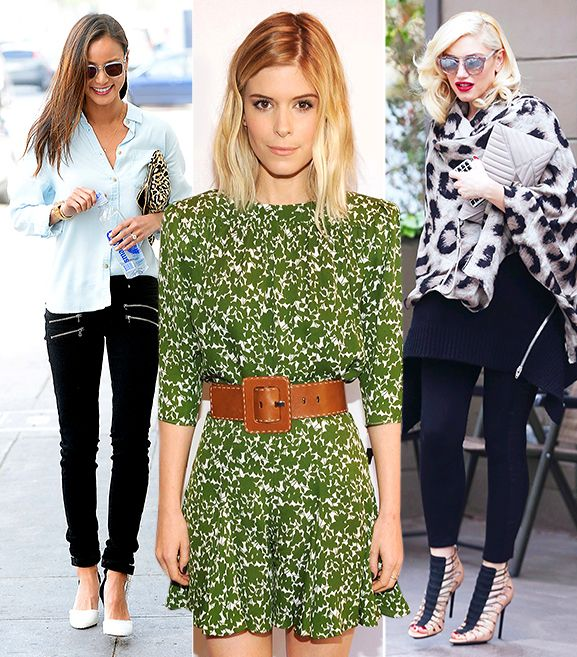 10 Celebrity-Inspired Styling Tricks To Try This Month