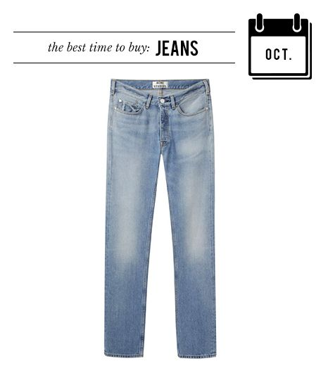 October: Denim