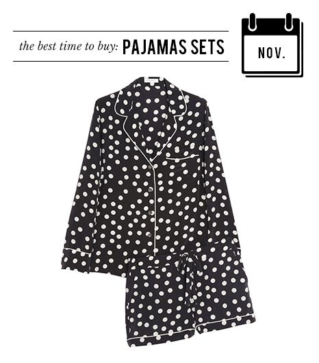 November: Pajamas