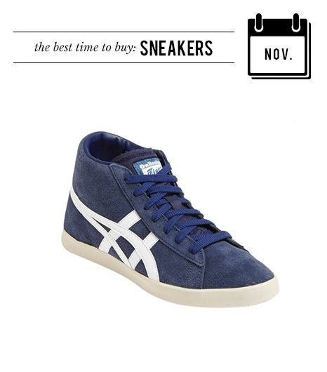 November: Sneakers