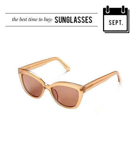 September: Sunglasses