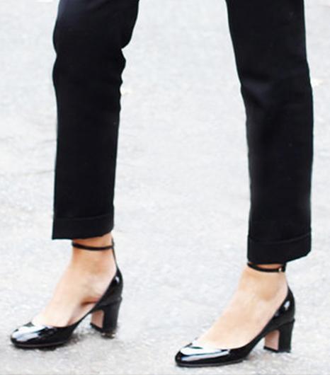 Finally! A Chic Heel for Women Who Hate Wearing Heels