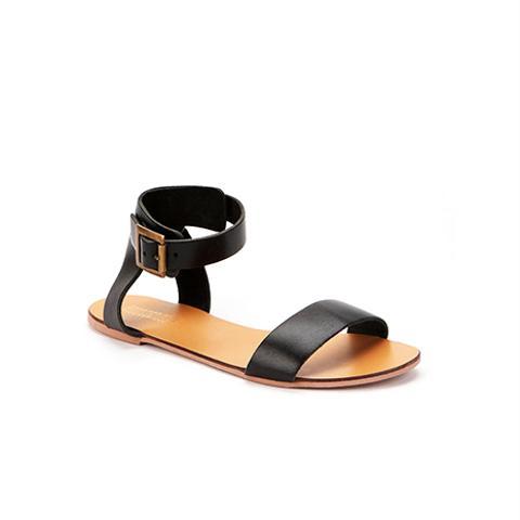 Double-Strap Sandal