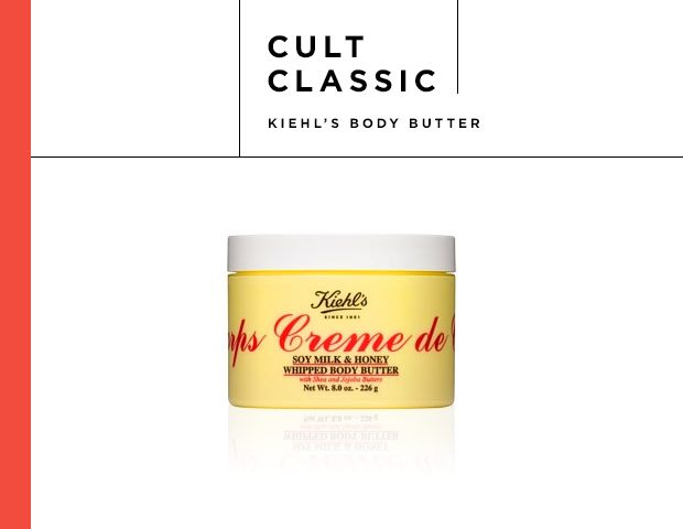 Cult Classic: Kiehl's Body Butter Is the Best