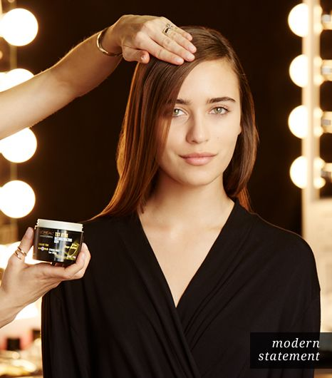 Hair: Smooth Flyaways