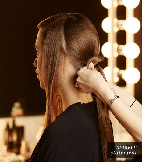 Hair: Form The Bun