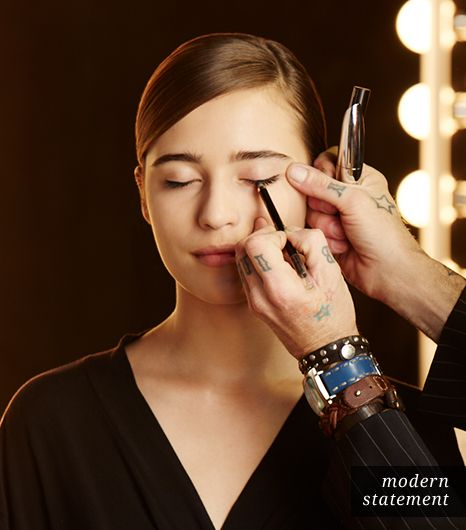 Makeup: Line Eyes Twice