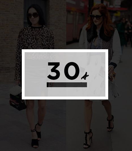30s: Sophisticated Trends 