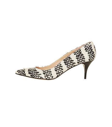 Topshop Jester Kitten Heels ($116)