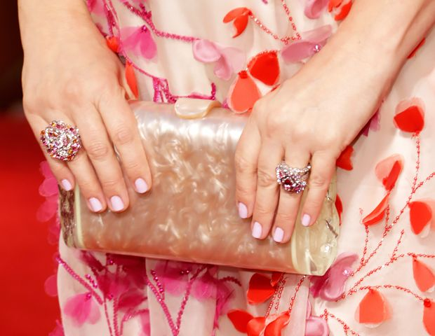 The Nails Colors Drew Barrymore, Zoe Saldana, & More are Wearing Now