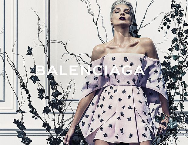 The Beauty Looks We Want to Copy from Spring's Fashion Campaigns