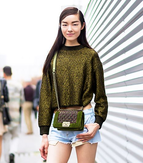 The Cool New Way To Wear A Cross-Body Bag