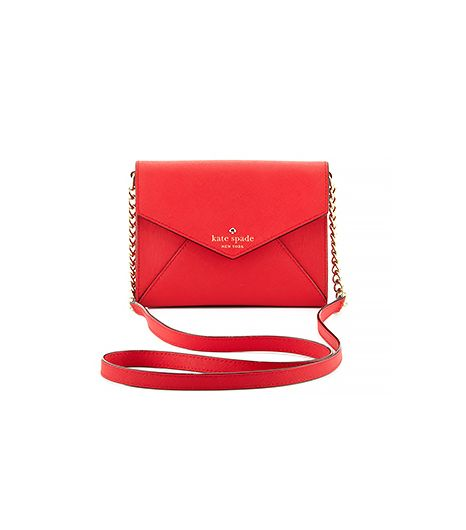 kate spade new york Cedar Street Monday Crossbody Bag ($148) in Garnet