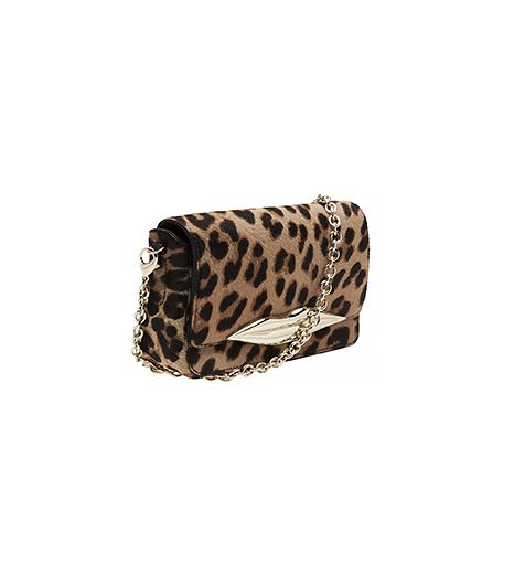 Leopard Flirty Mini Crossbody