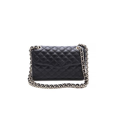 Rebecca Minkoff Quilted Mini Affair Bag ($195)