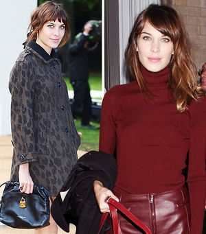 Alexa Chung's 9 Winter Style Essentials