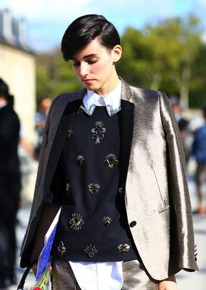 Embellished Knits, 3 Ways: See The Street Style Snaps