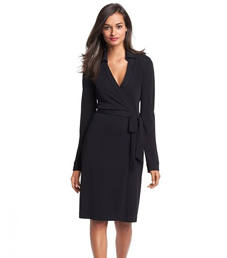New Jeanne 2 Jersey Wrap Dress