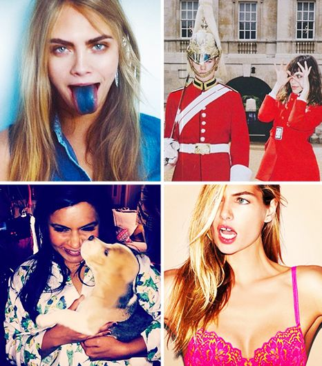 26 Celeb Instagrams You Missed Plus Beyonce's Makeup-Free Selfie