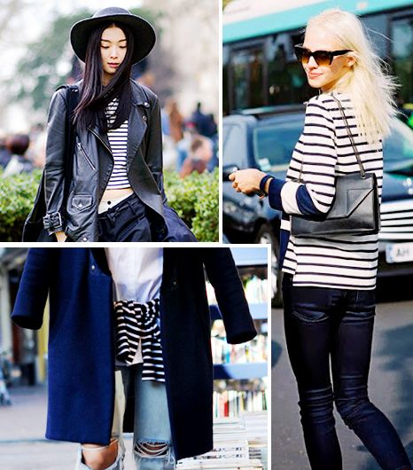 We Know You Own It, Here's 17 New Ways To Wear A Striped Shirt