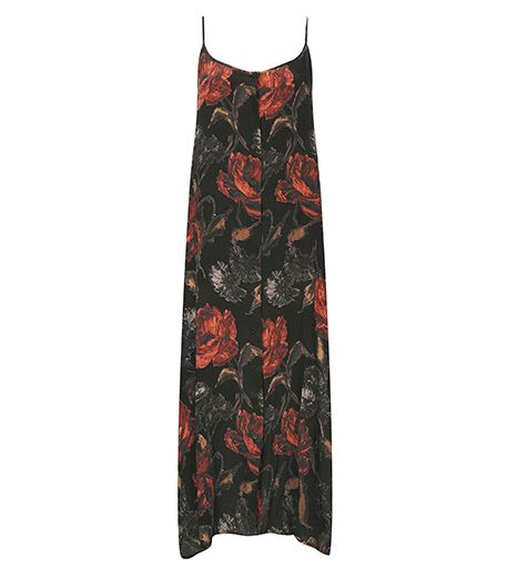 Topshop Garden Floral Slip Dress by Boutique ($180) 