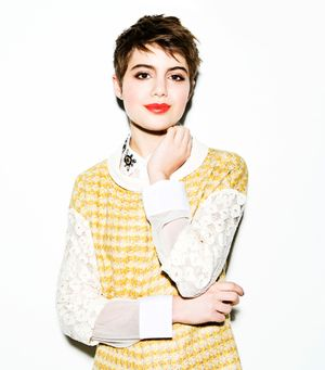 4 Ways To Transition Your Wardrobe For Spring, With Actress Sami Gayle