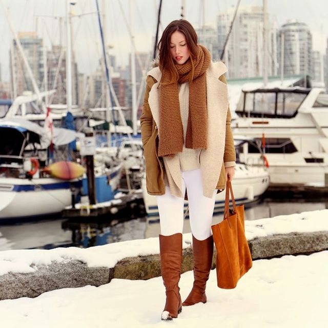 Tovogueorbust is wearing: Old Navy coat, Free People coat, Joe Fresh jeans, Sole Society boots.