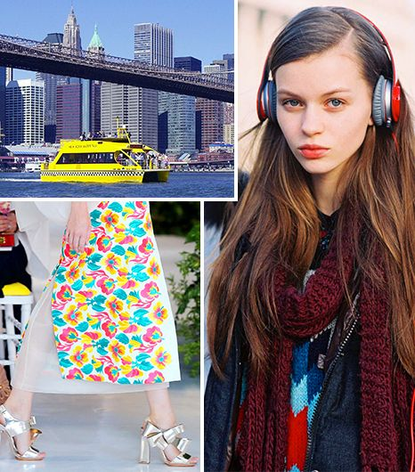 10 Reasons You Know Its New York Fashion Week
