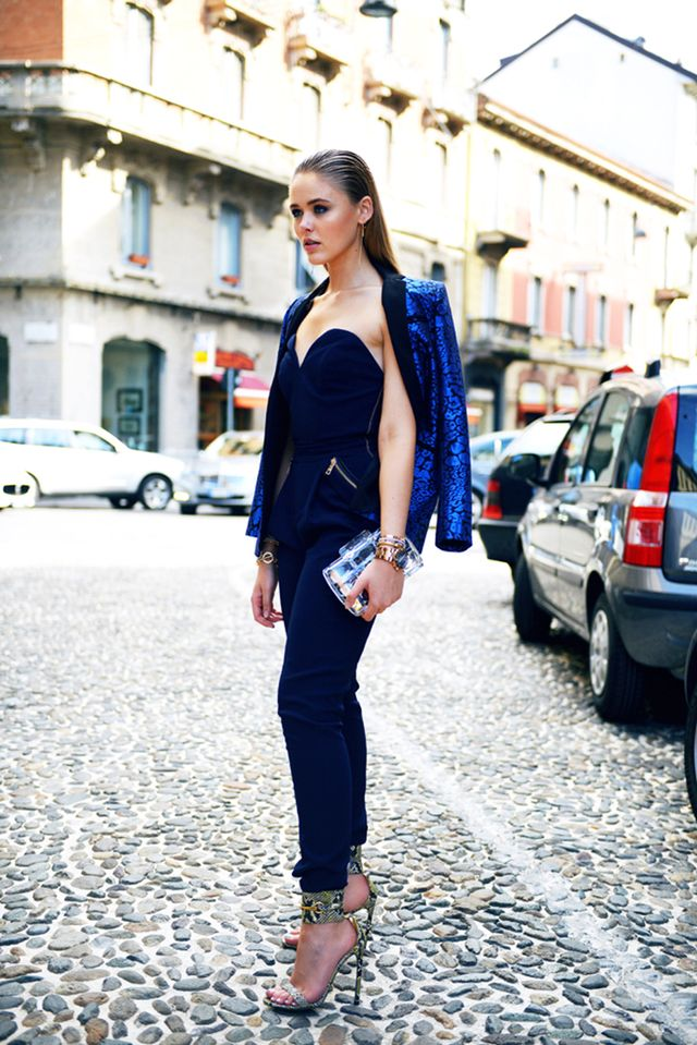 Kristina Bazan of Kayture