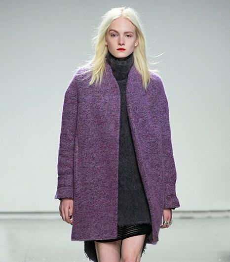 See The Full Collection: Rebecca Taylor F/W 14