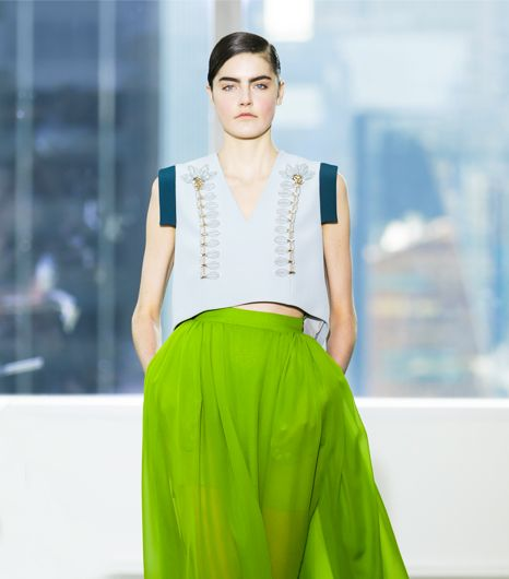 See The Full Collection: Delpozo F/W14
