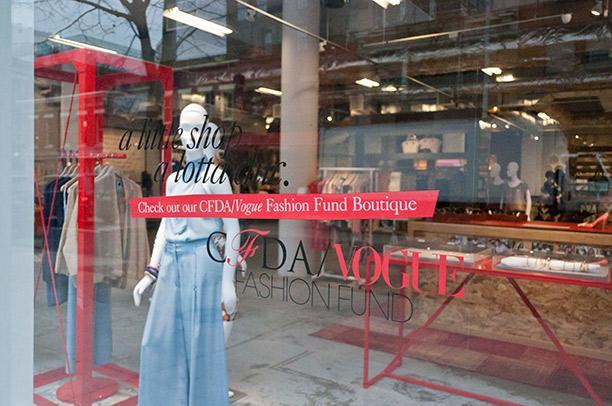 Shopping News: Nordstrom CFDA/Vogue Fashion Fund Finalist Boutique