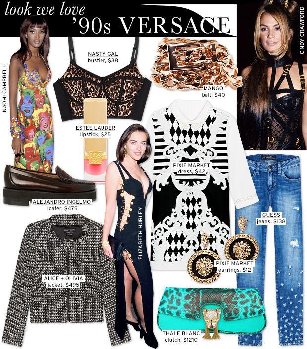 '90s Versace