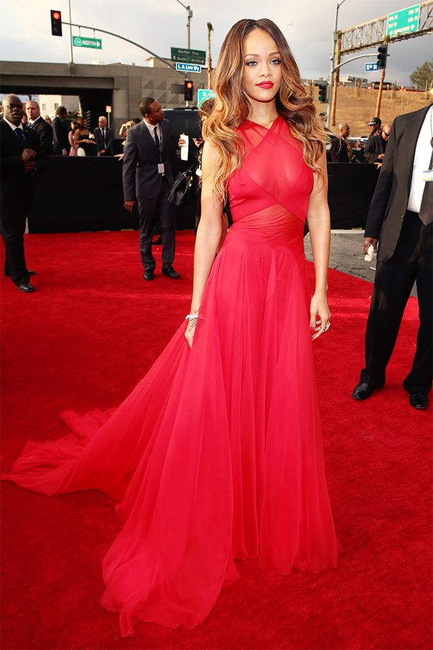 Best Of: 2013 Grammys Red Carpet Fashion