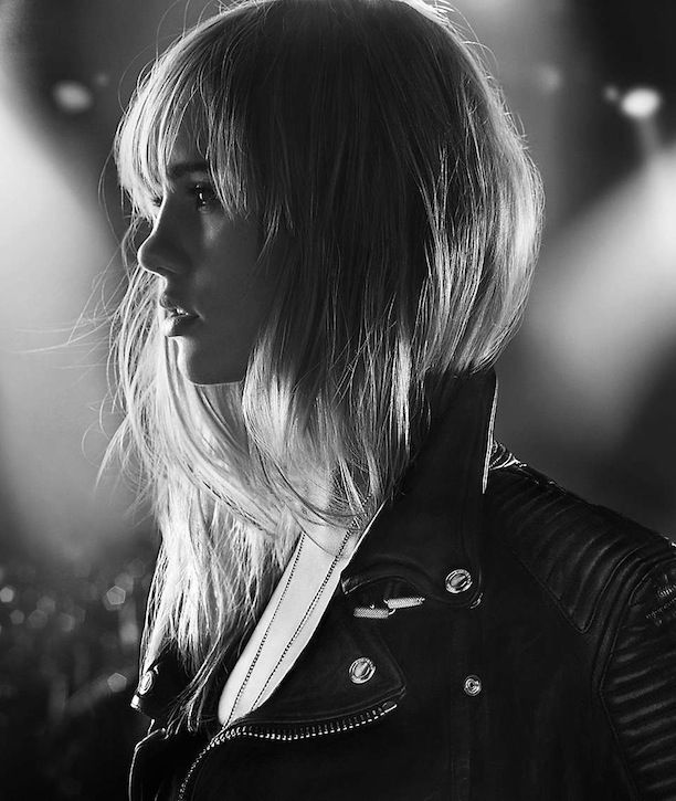 Suki Waterhouse Stars In Burberry's 'Brit Rhythm' Fragrance Campaign