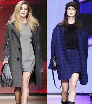 See The Full Collection: DKNY F/W 14