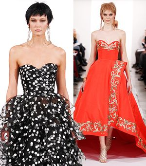 See The Full Collection: Oscar De La Renta F/W 14