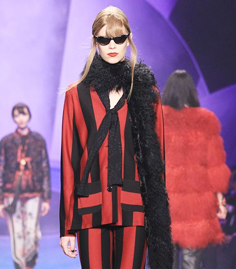 See The Full Collection: Anna Sui F/W 14