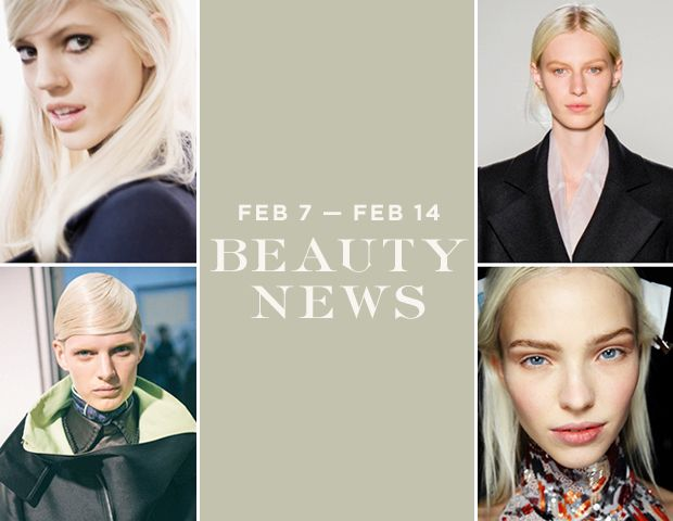 All Things NYFW, Platinum Confessions, and More Beauty News