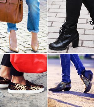 What are the 10 shoe styles every woman should own?
