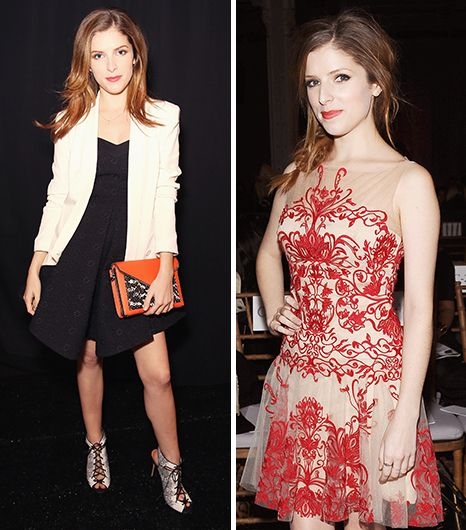 Anna Kendrick: New York Fashion Week's MVP