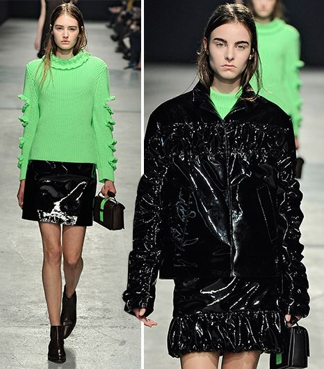 See The Full Collection: Christopher Kane F/W 14