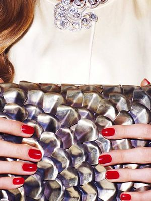 The Best Red Nail Polishes--Ever