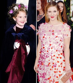 Happy Birthday, Drew Barrymore! A Look Back At The Actress' Style