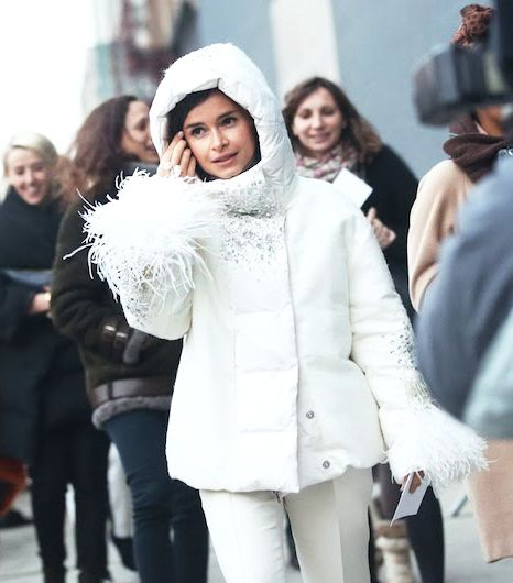 The Most Stylish Ways To Wear A White Coat