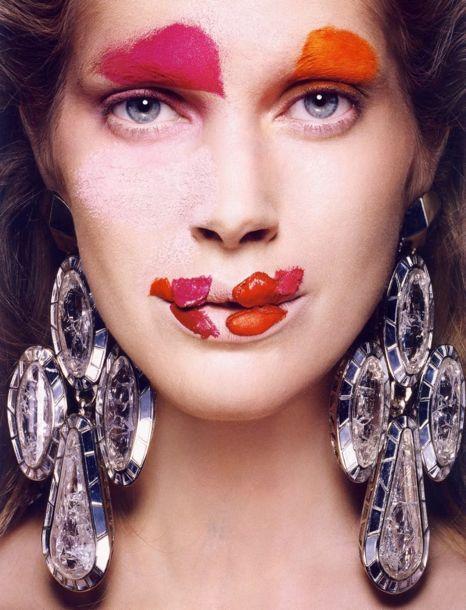 Vogue Paris Rethinks Lipstick