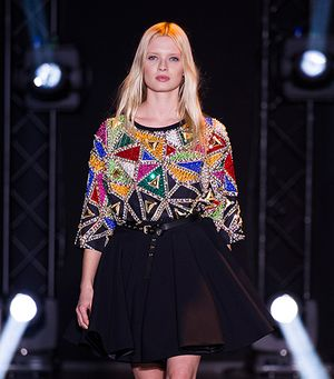 See The Full Collection: Fausto Puglisi F/W 14