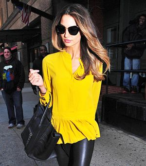 Lily Aldridge's 11 Styling Tips For Every Occasion