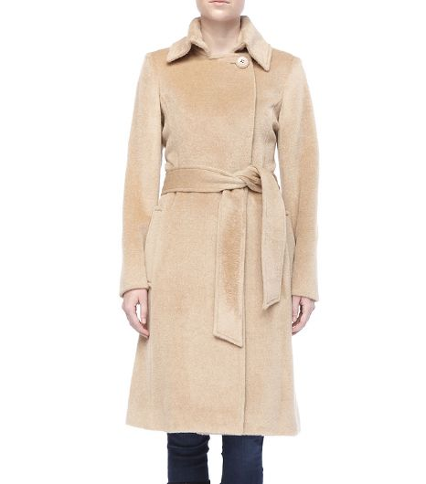 This cashmere coat is the epitome of luxury and will cut a pretty figure to boot.