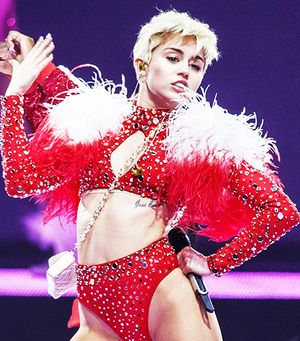 Behind Miley Cyrus' Outrageous Bangerz Tour Looks